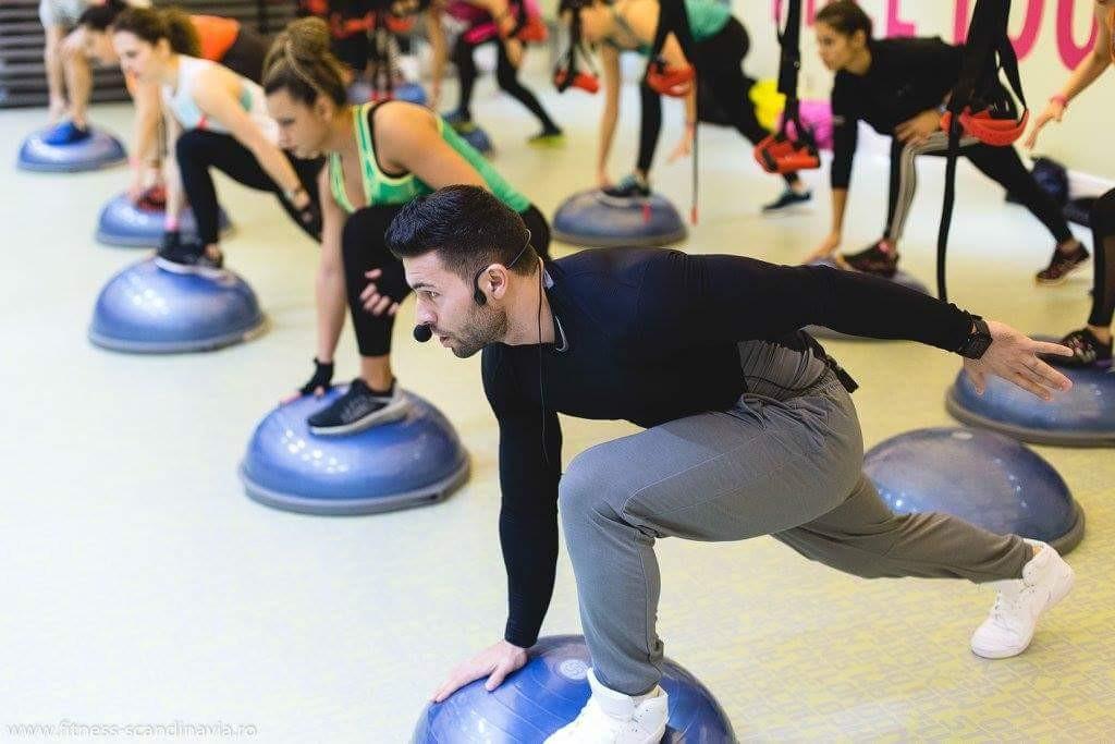 conventia fitness scandinavia