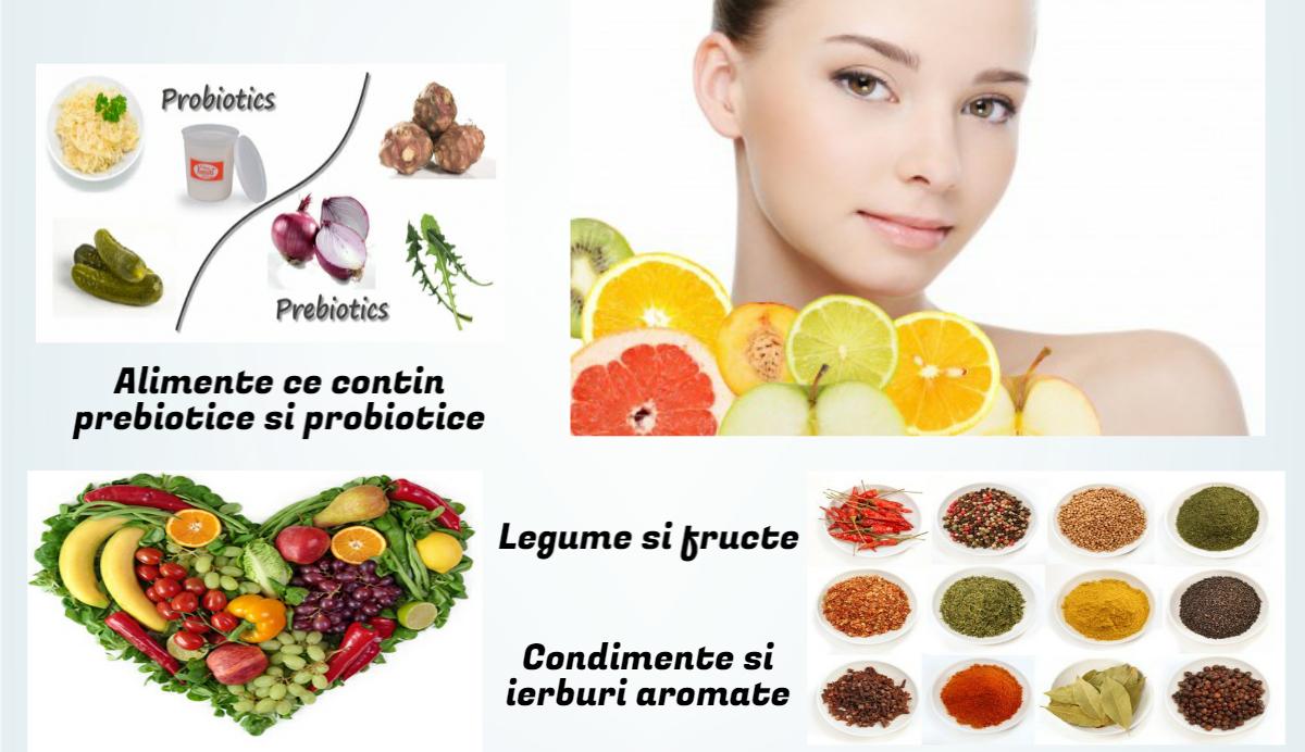 Alimente permise și interzise dacă ai acnee