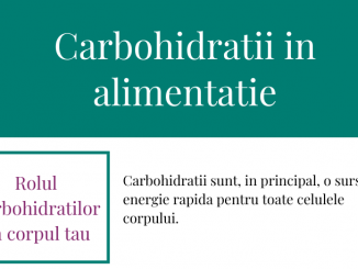 ce sunt carbohidratii complecsi