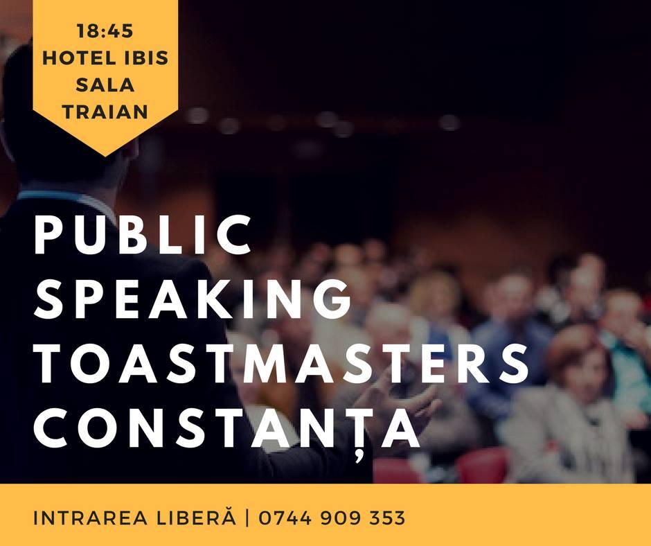 Toastmasters Constanta