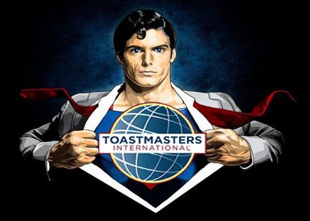 Toastmasters vorbit in public